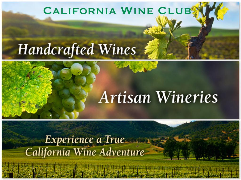 California Wine Club, Wine Club Subscription