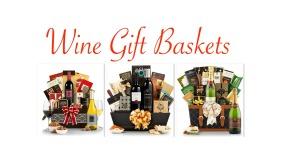 Company Holiday Wine Gift Baskets
