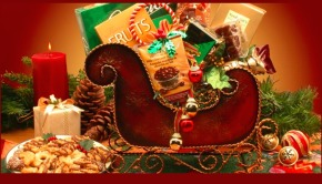 Holiday Gift Sleighs