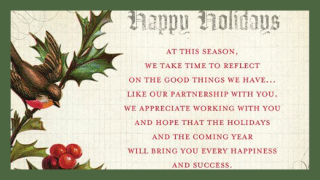 Business Holiday Cards on Sale! | Christmas Cards ...