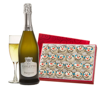 Swiss Colony Let it Snow Gift Set