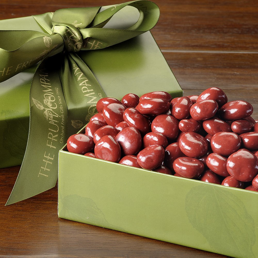 Chocolate-Covered-Cherries, Valentines Day Business Gifts