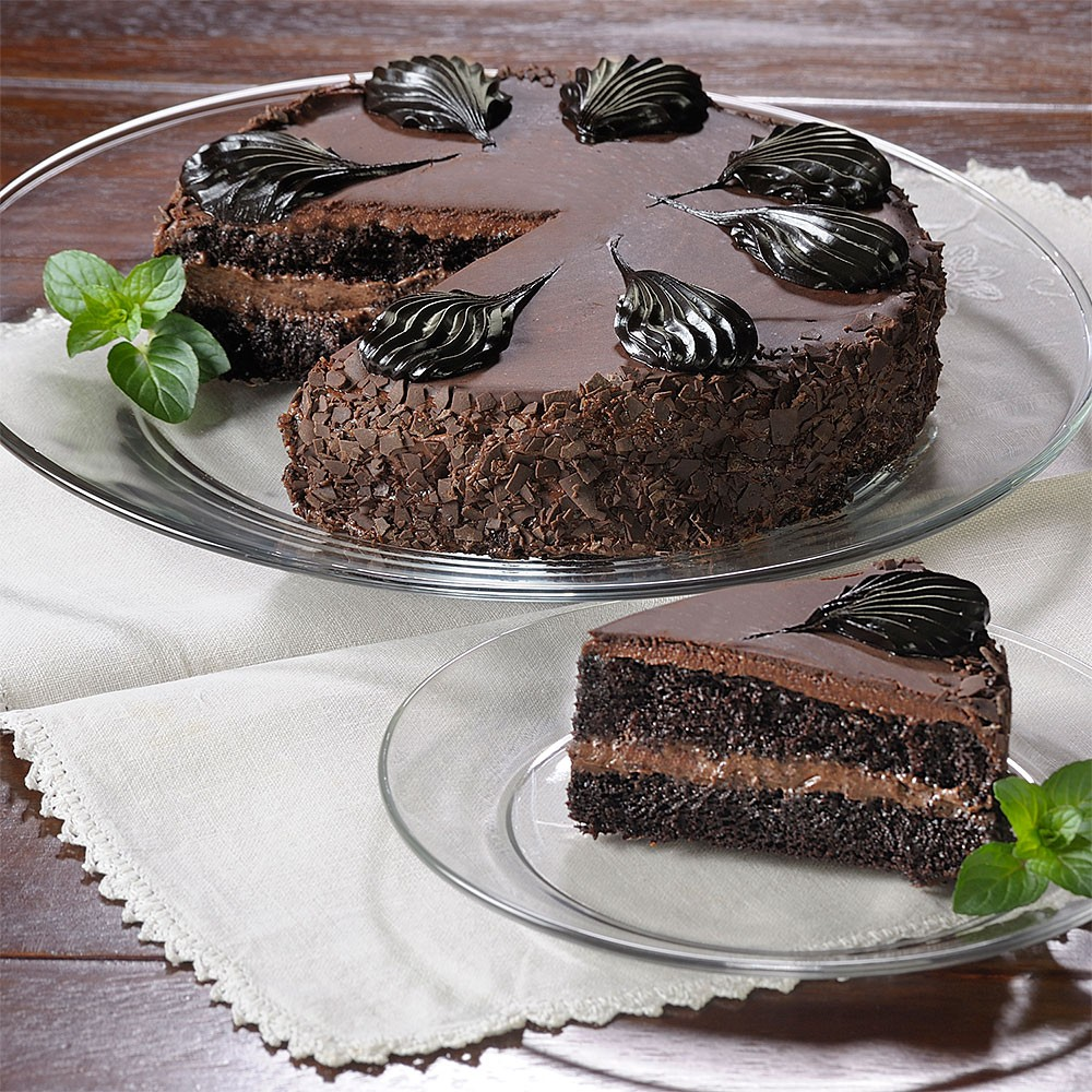 Chocolate Mousse Torte Cake, Valentines Day Business Gifts