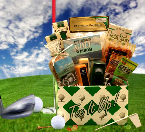 Fore! Golf Gift Set, Golf Gifts
