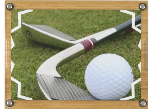 Golfing Cheese Board, Golf Gifts