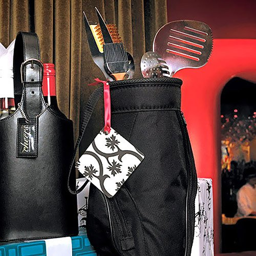 Grill and Golf Bbq Tool Set, Golf Gifts