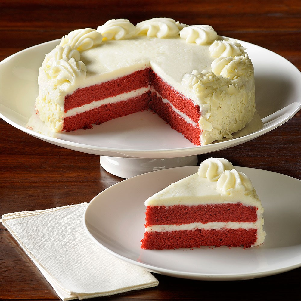 Red Velvet Cake, Valentines Day Business Gifts