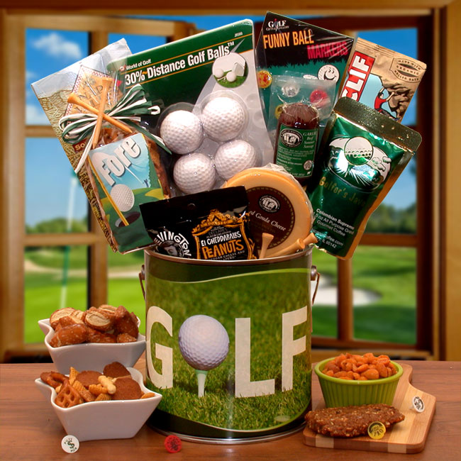Tee It Up Golf Gift Set, Golf Gifts