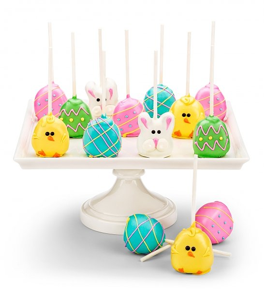 Easter Cake Pops, Top 5 Business Easter Gifts