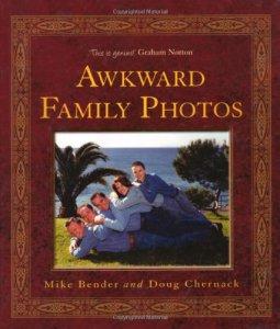 Awkward Family Photos Coffee Table Book