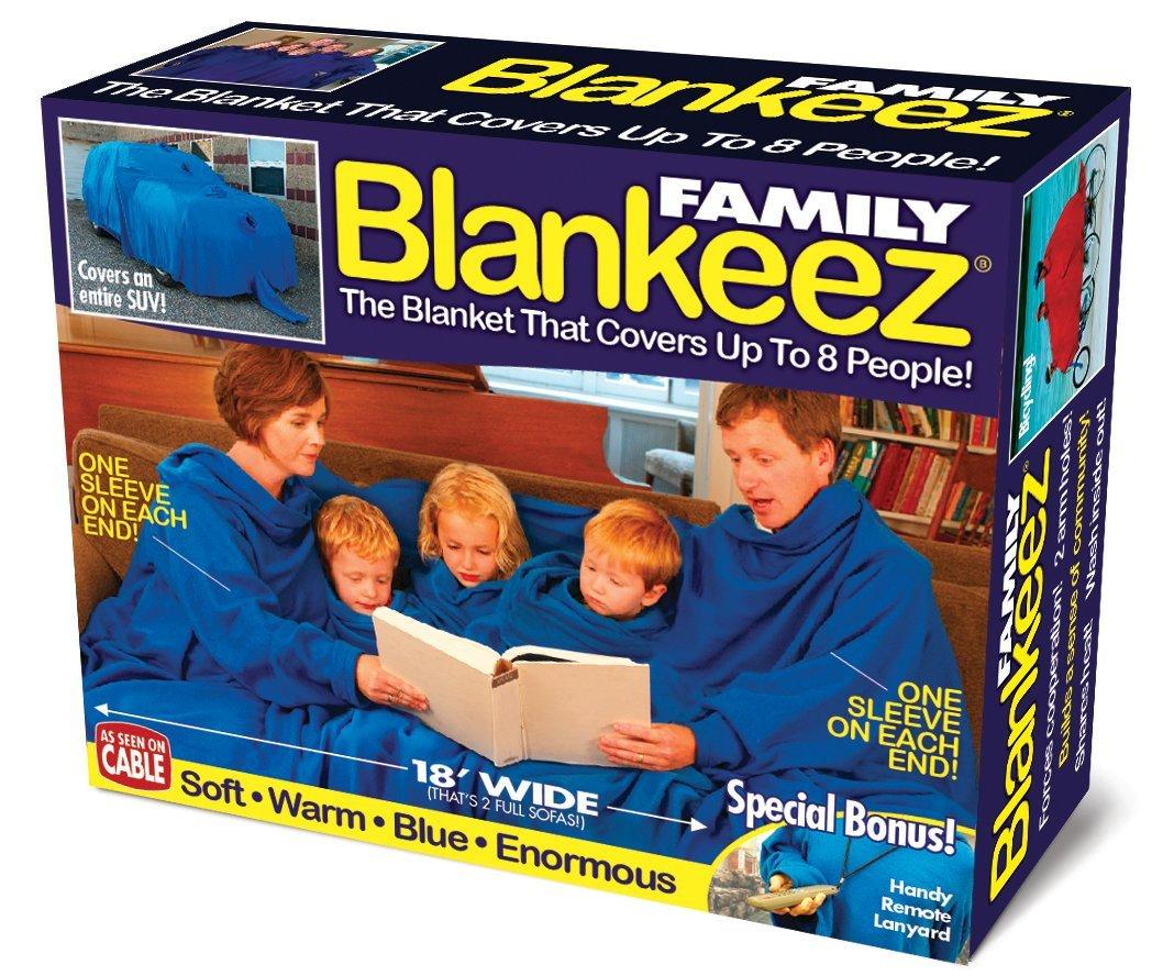 Family Blankeez Joke Gift Box