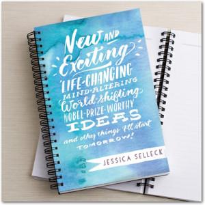 Incredible Ideas Notebook