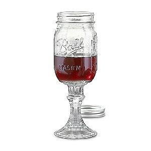 Redneck Hillbilly Wine Glass
