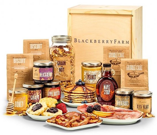 Blackberry farm Exclusive Brunch Gift, Best Luxury Company Holiday Gifts