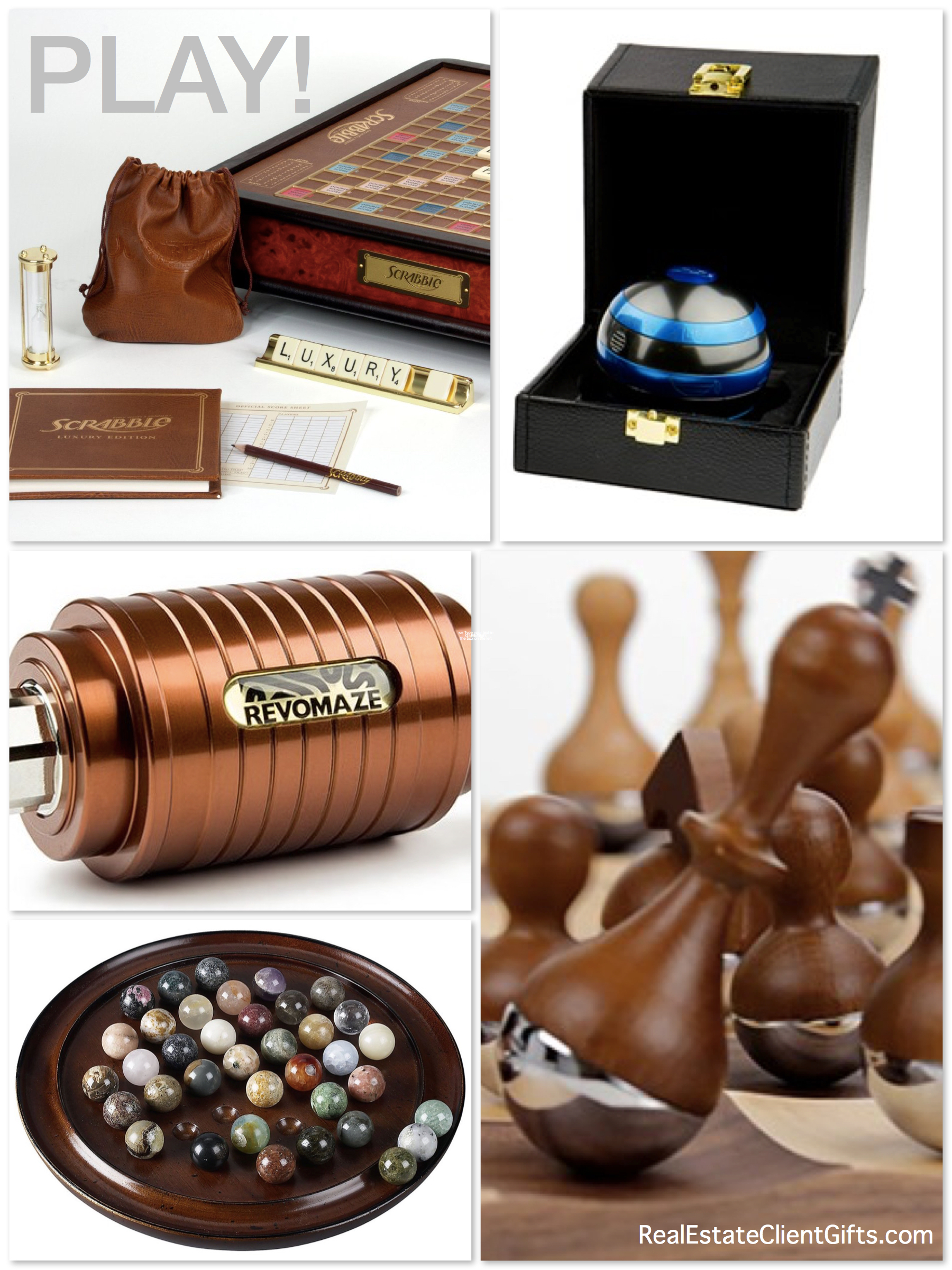 Luxury Games Company Holiday Gifts, Best Luxury Company Holiday Gifts