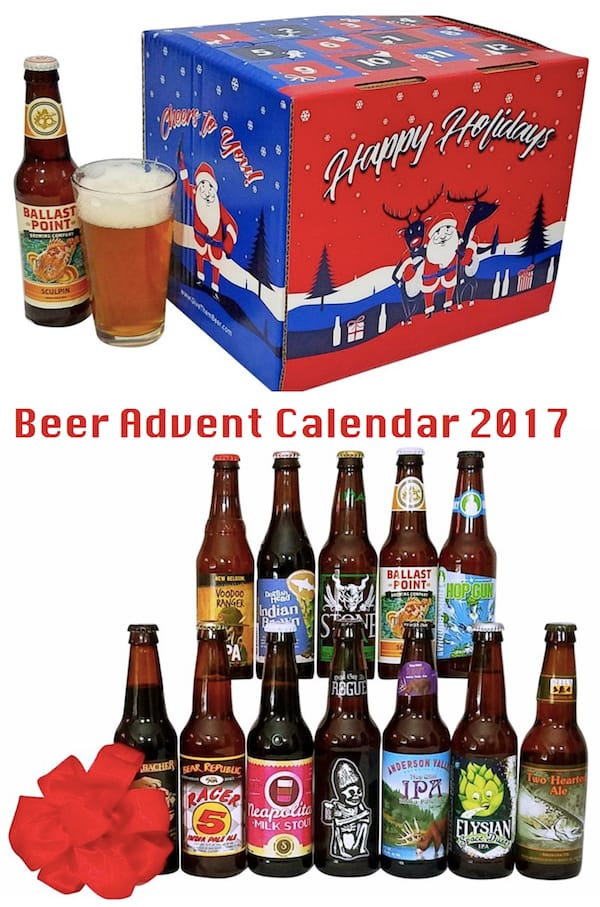 Beer Advent Calendar 2017