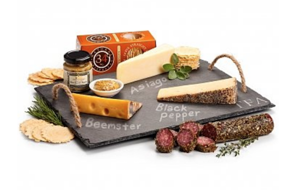 Artisan Cheese Plate Holiday Company Gift