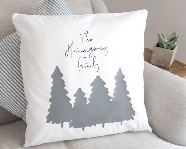 Family Holiday Housewarming Gift