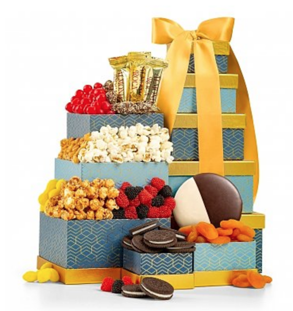 Gourmet Tower Holiday Company Gift