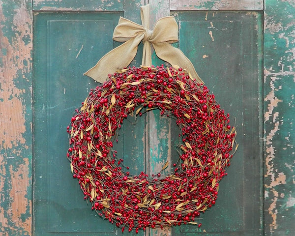Holiday Wreath Company Gift