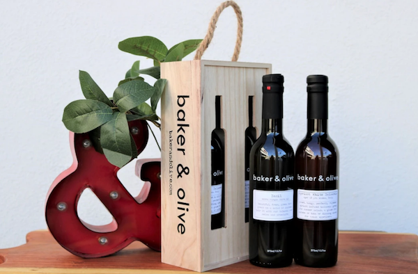Olive Oil Holiday Company Gift