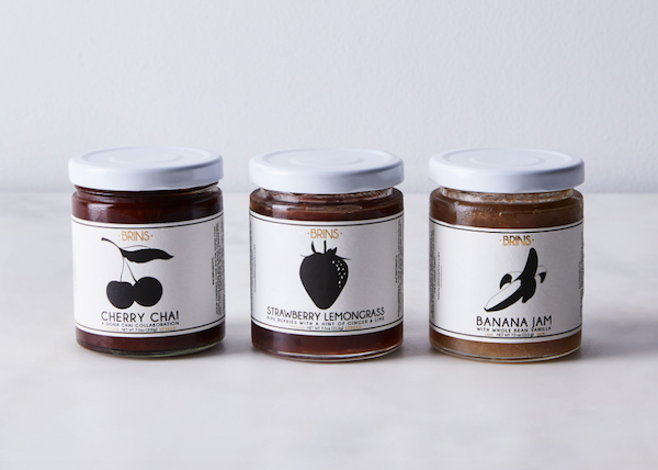 Small Batch Jam Breakfast Holiday Company Gift